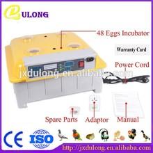 Mini JN8-48 China electric incubator power less than 160W