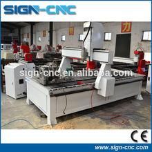 4 axis cnc wood engraving machine/china cnc router machine
