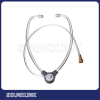 High quality Plastic sound amplifier hearing aid listening tube