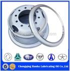 Available tire 20-10.00 alloy wheel rim 10 hole for heavy duty truck