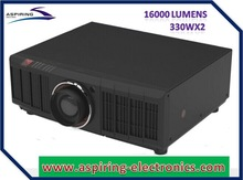 Government DLP Large Venue Projector 16000 Lumens 10000 ansi lumens digital projectors