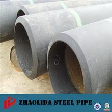 Made in china prime standard steel diameter 3/4 seamless steel pipe