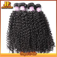 Unprocessed Cheap Raw European Hair Extensions Double Drawn JP Hair