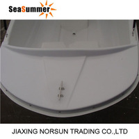 2015 new type Small Boat hard tops for sale with 4 sets OEM color