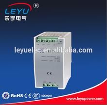 DR-75-12 AC-DC 75w 12v 6.3a Single output industrial din rail power supply