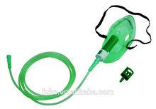 médicos desechables nebulizador con máscara diluyentes 3