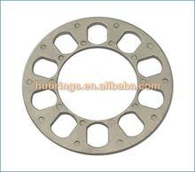 "5 Lug PCD 4""-4.5"",TK8mm car aluminum billet wheel spacer/wheel adapter"