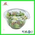 shenzhen q532 design de produto novo grande barato plástico transparente saladeira
