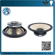 15'' powerful subwoofer, professional outdoor LF speaker