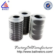 100% Nylon Material and Velcro Tapes Product Type self adhesive velcro dots