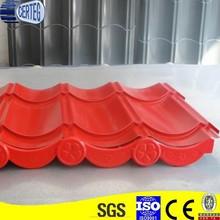 prepainted metal roofing paint for roof tile