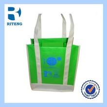 small promotion supermarket reusable eco shopping bag
