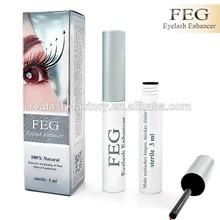 Transparent eyelash liquid mascara / new year sale eyelash conditioners