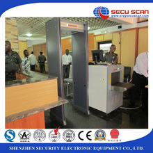 High Clear Scanning Images X ray Baggage Scanner for government office
