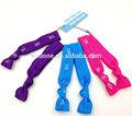 Pack de accesorios de pelo 6 gomas bandas personalizadas
