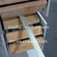 FRP, fiberglass rebars, fiberglass armature, fiberglass bars machine