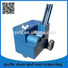 farm used automatic garlic roots cutting machine