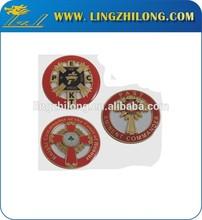 Car decoration luxury masonic items badges auto emblems