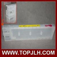 Refillable Cartridges For Mutoh VJ1604W/ VJ1204/ VJ1604 /VJ2606 with Funnels