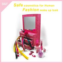 China top eyeshadow set with brush lady cosmetics eyeshadow latex free sponge head makeup brush