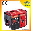 Elektrische 5 kva-generator diesel, Luxus typ diesel-generator kraftstoffverbrauch