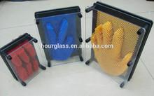 HPP203 2015 Novelty Gifts 3D Pinart( Color Plastic Pin),plastic pin art