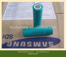 Original samsung icr18650-22e 2200mah 18650 li-ion battery for Power tools
