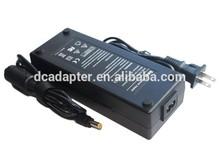 U.S,UK,EU plug 12v 10a led christmas tree adapter