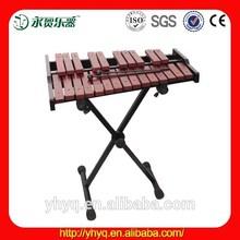 25 tone percussion marimba, xylophone, wood bar marimba