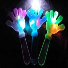 concert LED clapper/party cheer up clapper/flashing color LED clapper