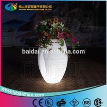 2015 new glowing vase led