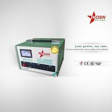 500va SVC SINGLE PHASE high ac voltage regulator 230v