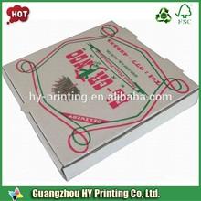 Low factory price window pizza box