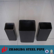 Top product prime standard steel bottom price of rectangular steel pipe