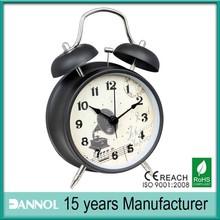 melting clock / funny alarm clocks / battery operated table clock