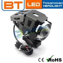 China Supplier 2.0 INCH LED HEADLIGHT Car Door Logo Projector Lights