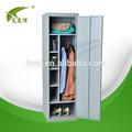 single porta deslizante do armário de metal armário montar almirah armário
