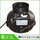 2015 Top quality Variabl Speed Control 220v centrifugal fan