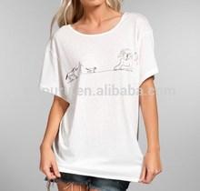 women's basic brand t-shirt manufacturer