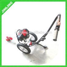 CG520D Hand Push Grass Cutter with Wheel Grass Trimmer