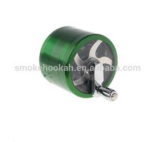smokehookah best selling products dry herb grinder, custom herb grinder