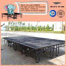 Portable Moving Aluminum Stage, Aluminum Stage Platform For Sale