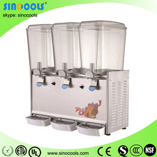 Promotion activity hot sale KN-18Lx3 three bowls commercial beverage dispenser