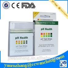 4.5-9.0 saliva & urine visual test ph, body ph balance