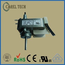 CE, VDE, TUV, UL approved YJ5625 shaded pole fan motor, with the world best price