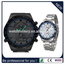 Hot Selling Brand Watch Man vogue chronograph watch