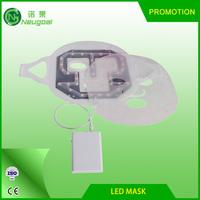 useful female use pdt led light skin rejuvenation mask led