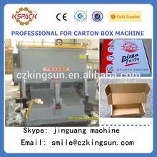 manual die-cutting machine/creasing and die cutting machine
