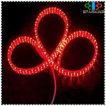 red rope lights(duralight)