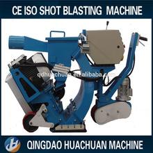 floor polishing shot blasting machine/road surface cleaning equipment